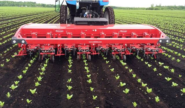 Top five modern harvesting machines