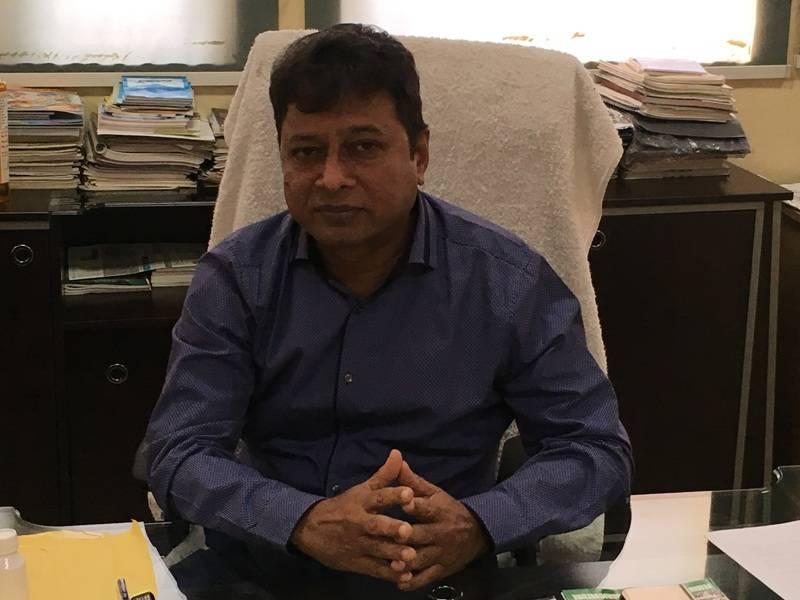 Dr. Krishna Chandra