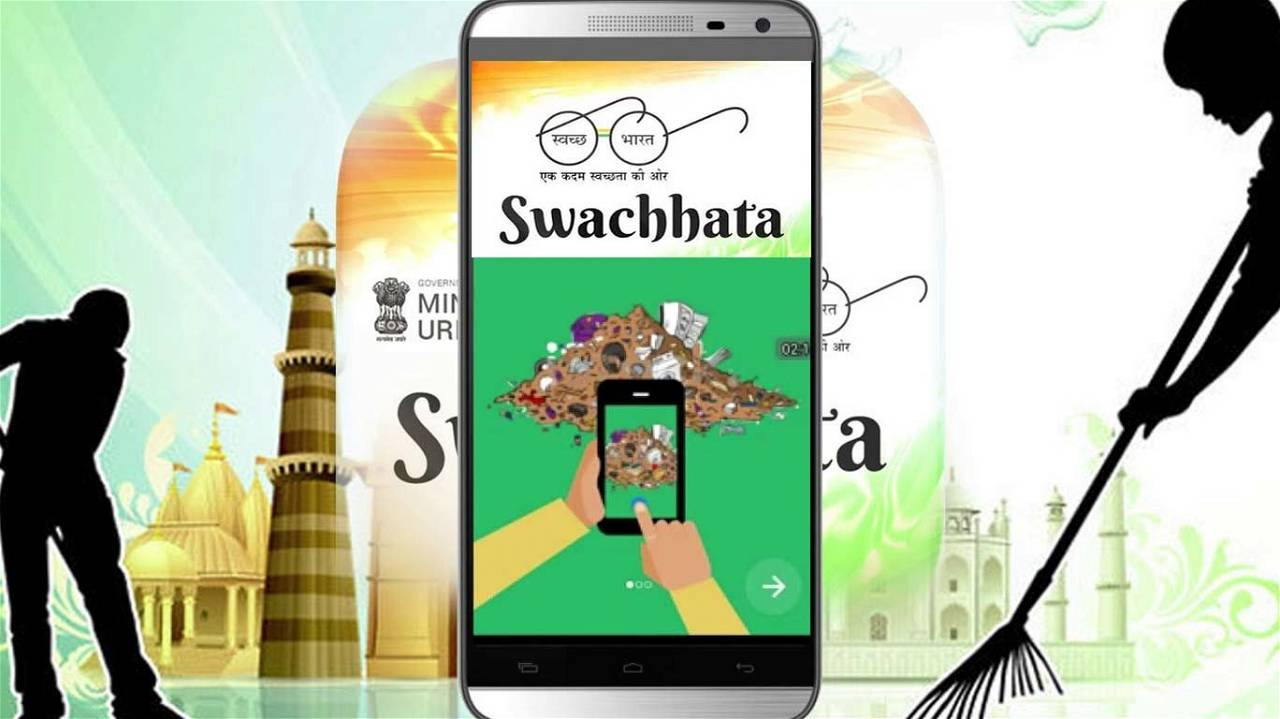 MoHUA Launches Revised Version of Swachhata App to Handle Covid-19 ...