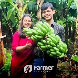 Brinda and Vivek Shah