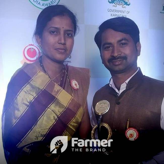 Mr. Sachin Tanaji Yevale and Mrs. Varsha Sachin Yevale